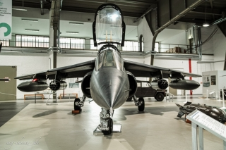 Luftwaffenmuseum Berlin Gatow - Alpha Jet