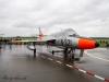 Airday Nordholz 2013 - Hawker Hunter G-BWGL der Dutch Hawker Hunter Foundation