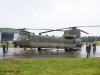 Airday Nordholz 2013 - Boeing-Vertol CH-47 Chinook HC4 der Royal Air Force