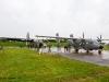 Airday Nordholz 2013 - C-160 Transall vom LTG 63 sowie Antonov An-28 B1R der polnischen Marine