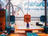 Cebit 2013 - 3D Drucker von fabbster