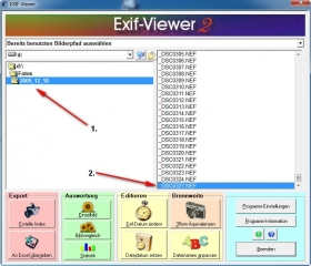 Screenshot Exif Viewer