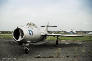Luftwaffenmuseum Berlin Gatow - Mikojan-Gurewitsch MiG-15