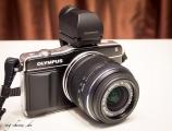 Olympus VF2 an PEN E-PM2