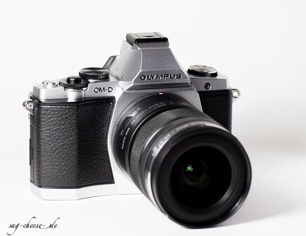 Test : Olympus OM-D E-M5 mit Objektiv Zuiko 12-50mm 3.5-6 ...