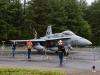F-18 Hornet der spanischen Luftwaffe - Phantom Pharewell beim Jagdgeschwader 71 Richthofen