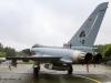 Eurofighter Typhoon vom Jagdgeschwader 73 Steinhoff aus Laage - Phantom Pharewell beim Jagdgeschwader 71 Richthofen