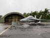 F-18 Hornet der spanischen Luftwaffe vor Shelter - Phantom Pharewell beim Jagdgeschwader 71 Richthofen
