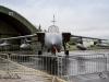 Panavia PA200 Tornado der deutschen Luftwaffe vor Shelter - Phantom Pharewell beim Jagdgeschwader 71 Richthofen