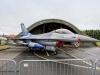 F-16AM Fighting Falcon der belgischen Luftstreitkräfte vor Shelter - Phantom Pharewell beim Jagdgeschwader 71 Richthofen