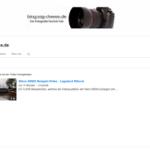 Jetzt auch auf YouTube, Facebook und Google+