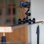 DIY Schienensystem für einen Kamerawagen