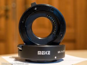MFT Micro-Four-Thirds Zwischenringe von Meike