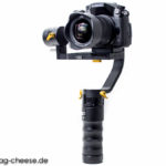 Review : Team Rebel Design Ikan Beholder DS1 Gimbal