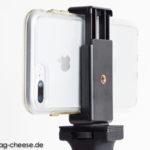 Bessere Smartphone-Videos mit Handgriff