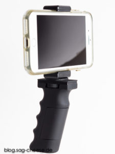 iPhone 7 Plus Handgriff