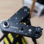 Review : Andoer GT-V70 Panning & Linear Slider