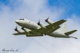 Airday Nordholz 2013 - Flying Display - Lockheed P-3 Orion der deutschen Marine