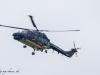"""Airday Nordholz 2013 - Flying Display - Sea Lynx Mk.88/88A der deutschen Marine mit Sonderlackierung """"100 Jahre Marineflieger"""""""