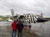 "Airday Nordholz 2013 - Panavia PA-200 Tornado vom AG 51 ""Immelmann"" mit Tiger Meet Sonderlackierung ""Snow Tiger"""