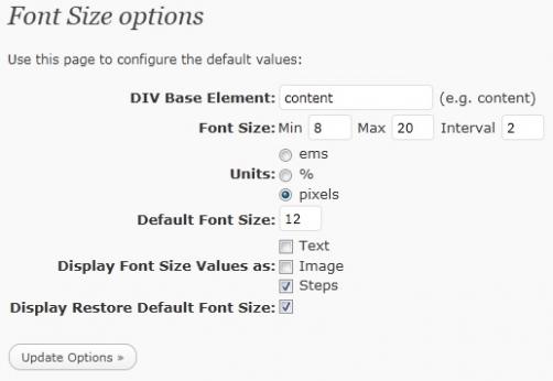 dynamic-font-size