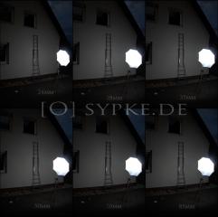Lichtformer Vergleich Reflexschirm - Durchlichtschirm