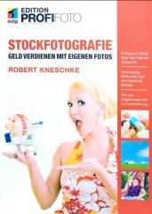 Buchcover Stockfotografie - Geld verdienen mit eigenen Fotos