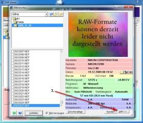 Screenshot Exif Viewer