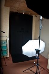 Foto Heimstudio mit Ikea Produkten