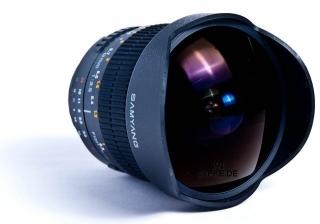 Samyang 8mm Fisheye für Nikon