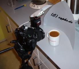Tropfenbilder Making of