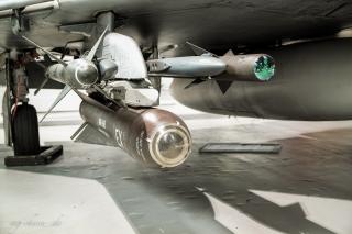 Luftwaffenmuseum Berlin Gatow - Bewaffnung PA-200 Tornado