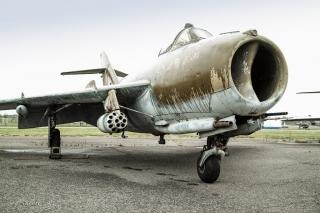 Luftwaffenmuseum Berlin Gatow - Mikojan-Gurewitsch MiG-17