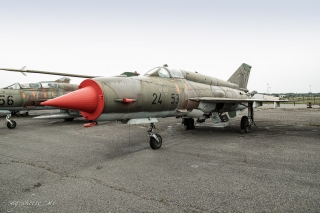 Luftwaffenmuseum Berlin Gatow - Mig 21