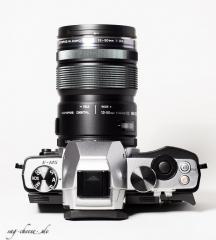 Test Review Olympus OM-D E-M5 mit Zuiko 12-50mm 3.5-6.3 EZ