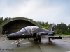 Hawk T1A XX315 RAF der Royal Air Force - Phantom Pharewell beim Jagdgeschwader 71 Richthofen