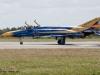 F-4F Phantom II vom JG 71 R mit Sonderlackierung rollt zum Start - Phantom Pharewell beim Jagdgeschwader 71 Richthofen
