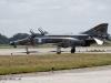 F-4F Phantom II vom JG 71 R rollt zum Start - Phantom Pharewell beim Jagdgeschwader 71 Richthofen