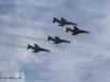F-4F Phantom II vom JG 71 R im Formationsflug - Phantom Pharewell beim Jagdgeschwader 71 Richthofen