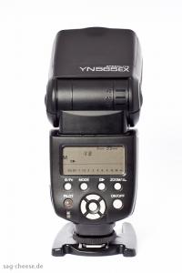 Yongnuo YN-565EX Review Test
