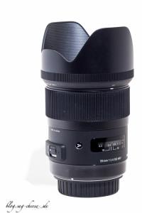 Sigma 35mm f1.4 HSM Art Canon (1 von 3)