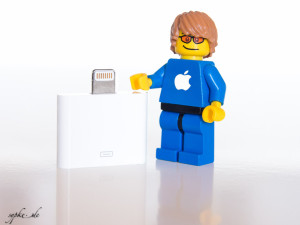 Lego Apple Store Mitarbeiter