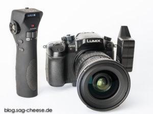 Panasonic GH4 + Aputure DEC LensRegain + Tokina 11-16mm f2.8