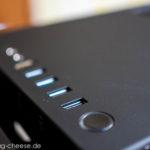 Hackintosh Selbstbau - NZXT Gehäuse USB3.0 Ports