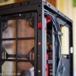 Hackintosh Selbstbau - NZXT Case mit Staubfilter