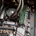 Hackintosh Selbstbau - Corsair Wasserkühlung für Intel i7 Skylake