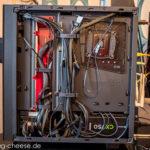 Hackintosh Selbstbau - Hackintosh im NZXT 340 Elite Gehäuse Kabelmanagement