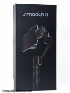 Zhiyun-tech Smooth II im Karton