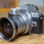 Olympus UWW Aufsatzlinse WCON-P01 mit dem aktuellen M.Zuiko 14-42mm 1:3.5-5.6 EZ Kit-Zoom benutzen